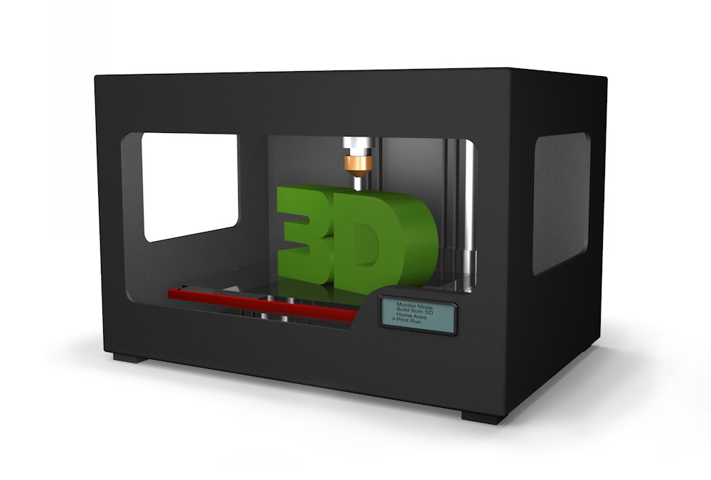 Impact Of 3d Printing On The Logistics Sector Dkv Benelux